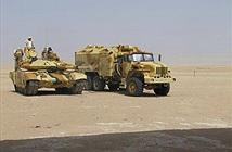 Mục kích xe tăng T-90MS thử nghiệm ở quốc gia bí ẩn