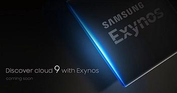 Lộ thông số chip Exynos 9810 mới của Samsung