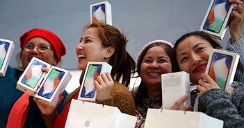 Không riêng Apple, Samsung cũng rất buồn vì iPhone X ế ẩm