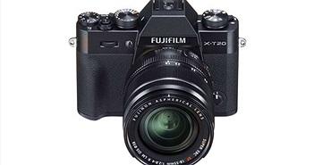 Fujifilm sẽ sớm cập nhật firmware cho X-T20 với nhiều nâng cấp mới