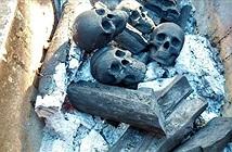 Những viên than hình đầu lâu ghê rợn và sự thật độc