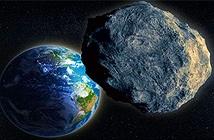 Tiểu hành tinh vận tốc 95.000km/h sắp bay qua Trái Đất