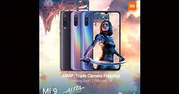 CEO Xiaomi thừa nhận luôn mặt lưng trong suốt của Mi 9 Battle Angel là giả
