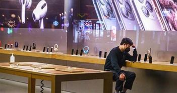 Doanh thu Apple suy giảm do dịch Covid-19
