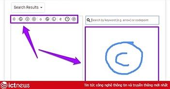 Hướng dẫn chèn ký tự đặc biệt vào Google Docs
