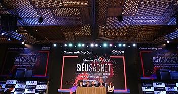 Canon giới thiệu máy in DreamLabo 500 tại Việt Nam