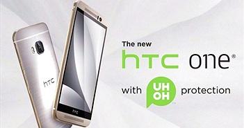 HTC đổi mới One M8 và M9 miễn phí cho khách hàng Mỹ nếu bị hư hỏng