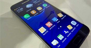 Blackberry cung cấp nền tảng bảo mật cho smartphone Samsung
