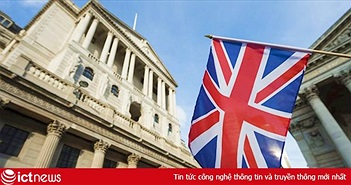 Chính phủ Anh công bố nỗ lực nghiên cứu về tiền mật mã mới