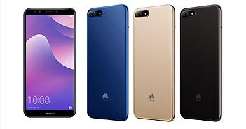 Huawei ra mắt dòng smartphone dành cho giới trẻ Y Series 2018