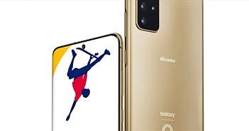 """""""Trình làng"""" Galaxy S20+ 5G phiên bản Olympic"""