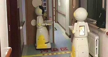 Đề xuất chế tạo robot phục vụ người cách ly vì SARS-CoV-2