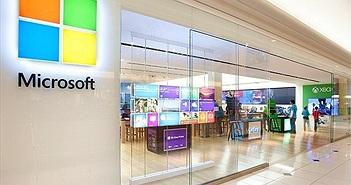 Microsoft đóng toàn bộ cửa hàng trên toàn thế giới