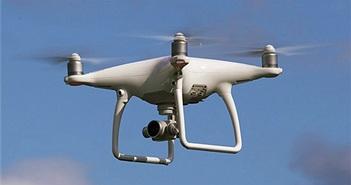 Dùng drone để cảnh báo Covid-19