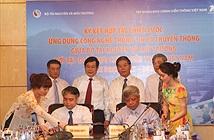 VNPT hỗ trợ triển khai ứng dụng CNTT cho Bộ Tài nguyên & Môi trường