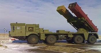 Tornado-S: Khi pháo binh Nga định nghĩa lại vũ khí hạt nhân