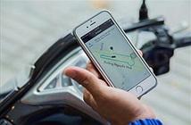 Uber ra mắt dịch vụ xe ôm cạnh tranh GrabBike