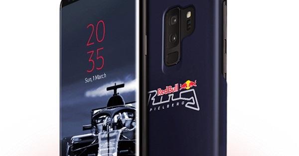 HOT: Samsung tung bản giới hạn Galaxy S9/ Galaxy S9+ Red Bull Ring