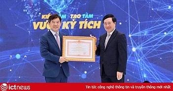 Samsung: Việt Nam là cứ điểm quan trọng của tập đoàn trong hệ thống sản xuất toàn cầu