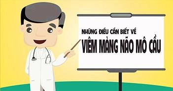 Thông tin đầy đủ, chi tiết nhất về bệnh viêm não mô cầu