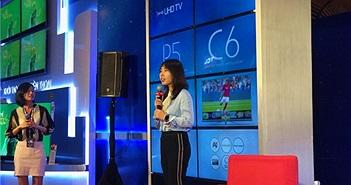 TCL Việt Nam ra mắt chuỗi sản phẩm tivi mới 2018