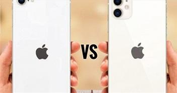 iPhone 11 liệu có còn đất sống khi iPhone SE 2020 được lên kệ?