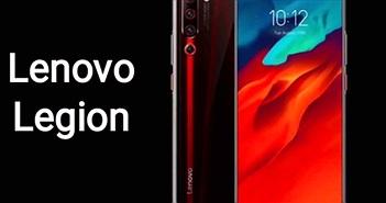 """Smartphone chơi game Lenovo chuẩn bị gây """"choáng"""" tới các game thủ"""