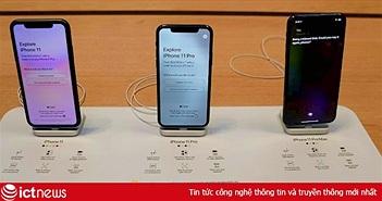 """Doanh số iPhone sắp giảm mạnh, nhà đầu tư có thể xem xét """"bán ngay"""" cổ phiếu Apple"""