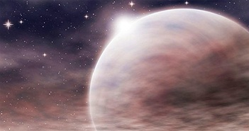 """Các nhà khoa học bất ngờ phát hiện hành tinh """"xốp""""khổng lồ"""