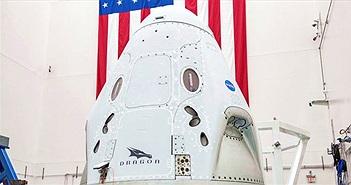 Tàu chở người đầu tiên sắp phóng từ Mỹ sau một thập kỷ