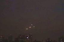 Hạm đội UFO bí ẩn đổ bộ xuống thăm Chile
