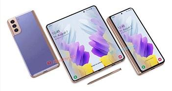 Samsung Galaxy Z Fold3 và Z Flip2 là những smartphone gập đầu tiên có thể chống nước