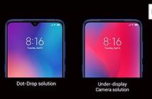 Samsung, Xiaomi, Oppo, Vivo, ZTE ra mắt smartphone với camera dưới màn hình trong năm nay