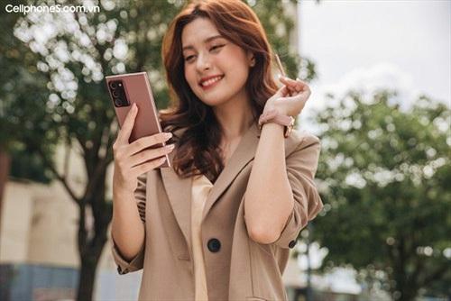 Sau hơn nửa năm ra mắt, Galaxy Note 20 Ultra bản 5G giảm chỉ còn 21 triệu
