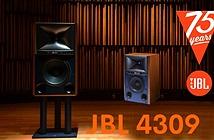 Xuất hiện bản thu nhỏ của đôi loa đoạt giải Editors Choice 2020 - JBL 4349 với mức giá cực hấp dẫn