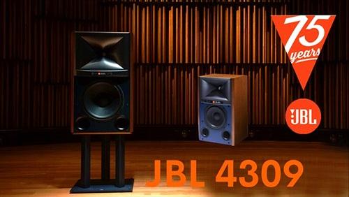 Xuất hiện bản thu nhỏ của đôi loa đoạt giải Editors' Choice 2020 - JBL 4349 với mức giá cực hấp dẫn