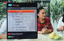 VTV chính thức phát sóng kênh VTV2 HD