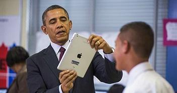 Apple, Google yêu cầu Mỹ ngừng can thiệp vào mã hóa smartphone