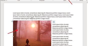 Mẹo giảm kích thước tài liệu Microsoft Office chứa hình ảnh