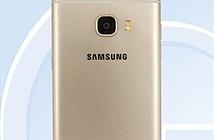 Samsung Galaxy C5 hiện nguyên hình, vỏ kim loại