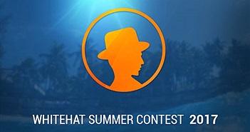 WhiteHat Summer Contest 2017 khởi tranh từ ngày 27/5