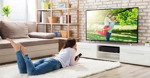 Những tác hại của việc xem tivi nhiều
