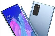 Galaxy Note 20 lộ diện qua những hình ảnh khuôn mẫu sơ bộ