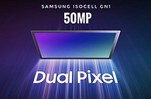 Samsung ra mắt cảm biến ISOCELL GN1 50MP lấy nét tự động cực nhanh