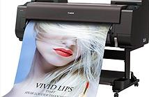 Canon ra mắt loạt máy in khổ lớn imagePROGRAF PRO Series mới