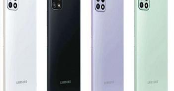 Lộ diện chiếc smartphone 5G rẻ nhất của Samsung