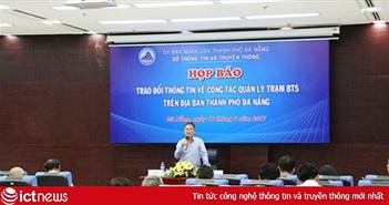 Đà Nẵng khẳng định sóng điện từ của trạm BTS không ảnh hưởng đến sức khoẻ người dân
