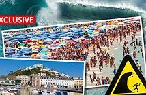 Sóng thần cao 15 mét có thể ập vào châu Âu bất cứ lúc nào