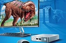Intel ra mắt máy tính mini tiện ích cho dân văn phòng
