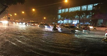 Thời tiết ngày 20/6: Nhiều vùng có mưa rào, Hà Nội thấp nhất 26 độ C